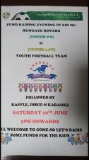 Charity Race Night for Hungate U8s & U14s
