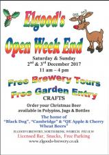 Elgood's Brewery Open 🎅🎄❄️☃️ Festive Weekend