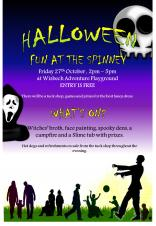 🎃👻🕷️🕸️🦇 Halloween at the Spinney