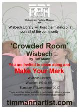'Crowded Room' Wisbech