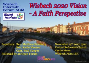 Wisbech 2020 Vision - A Faith Perspective